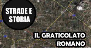 graticolato romano, centuriazioni