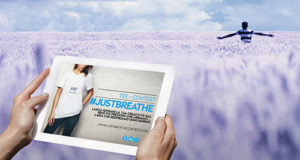 #justbreathe, concorso, teeser