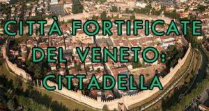 città fortificata. cittadella