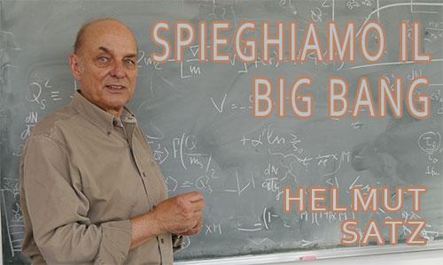 helmut satz, fisico, scienziato