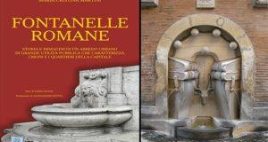 libri, fontane, roma