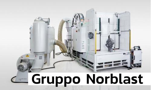 Oleodinamico, Norblast, impianti, industriali, personalizzati