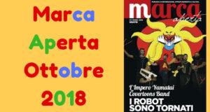 rivista, gratis, marca aperta, ottobre 2018