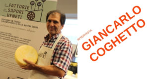 Intervista, Giancarlo Coghetto, Formaggi