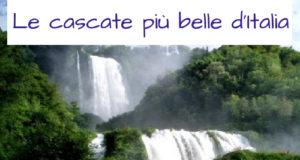 cascate, viaggi, paesaggi, italia