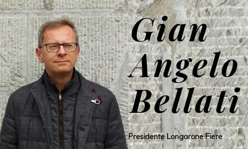 Gian Angelo bellati, presidente, longarone