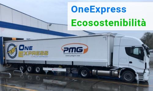 OneExpress, econsostenibile, azienda, economia, green