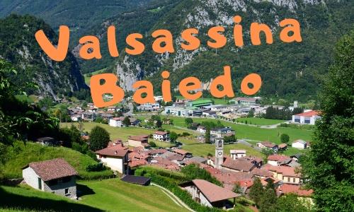 Viaggio, Valsassina, Lombardia, Baiedo