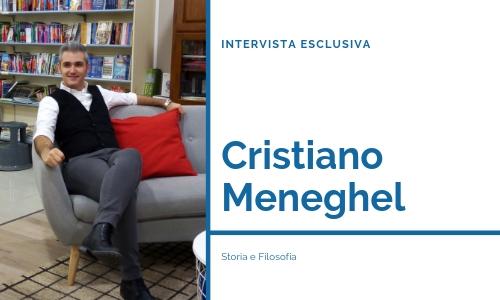 Cristiano, Meneghel, scrittore