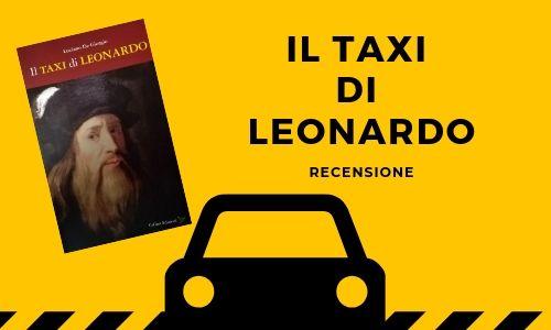 Libro Il taxi di Leonardo
