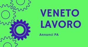 Veneto Lavoro Pubblica Amministrazione