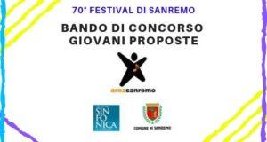 Area Sanremo 2019 Bando Concorso