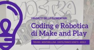 Coding e Robotica di Make and Play
