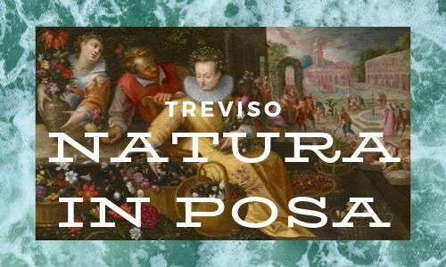 Mostra Treviso Natura in posa