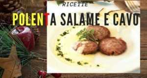 Ricatta Polenta Salame Cavo