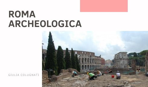 Scavi Archeologici Colosseo Roma