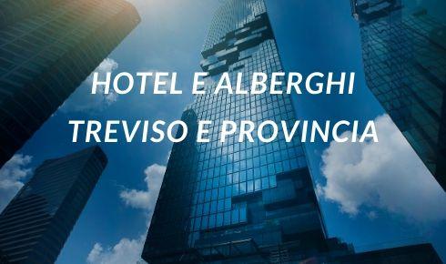 Alberghi e hotel Treviso e Marca Trevigiana