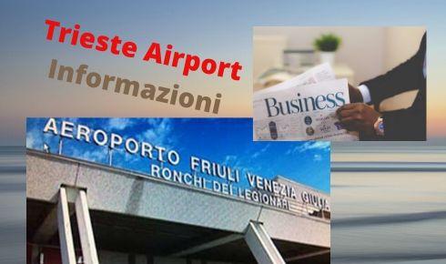 Aeroporto di trieste informazioni