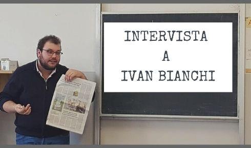 Intervista a Ivan Bianchi