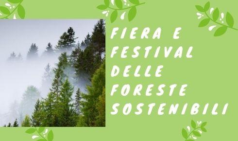 Fiera e Festival delle Foreste a Longarone 2020
