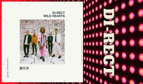 DIRECT esce il nuovo album Wild Hearts di rock crossover