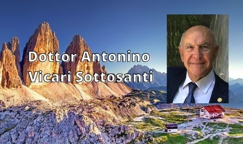 Dottor Antonino Vicari Sottosanti