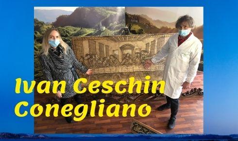 Ivan Ceschin Conegliano pittura