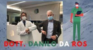 Danilo da Ros e Vincenzo Papes