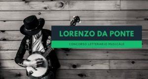 Concorso Letterario Lorenzo Da Ponte